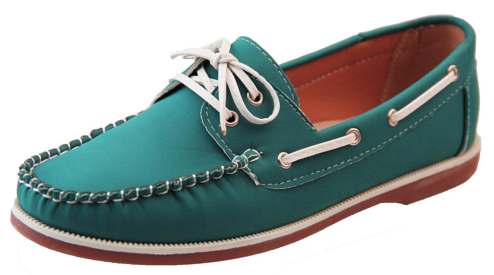 Womens Shoreside Deck Shoes