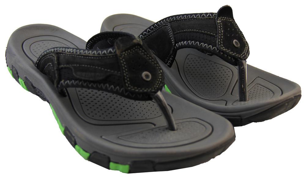 e69d9af1eaa8 Mens Leather NORTHWEST TERRITORY Fiji Sandals