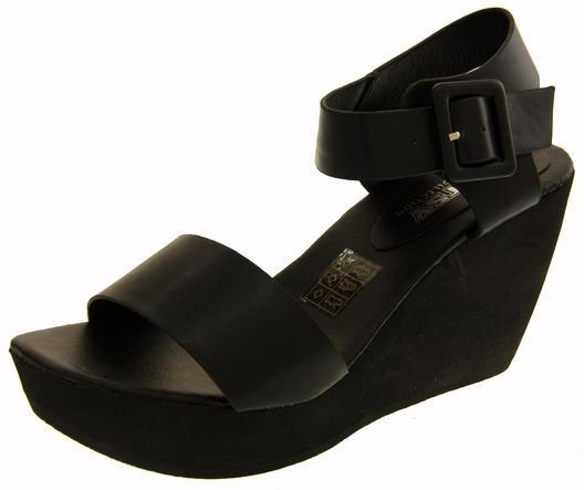 Womens BETSY Platform Wedge Sandals