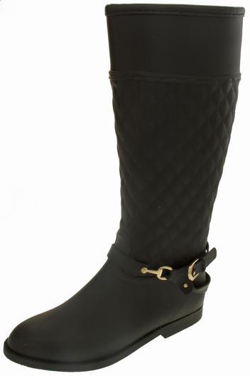 Ladies Keddo Waterproof Fashion Wellington Boots