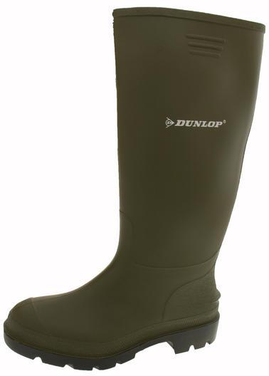 Mens Dunlop Waterproof Wellington Boots