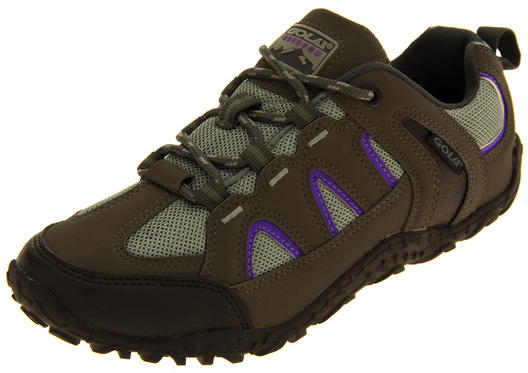 Ladies Gola Rugged Hiking, Walking, Trekking Shoes