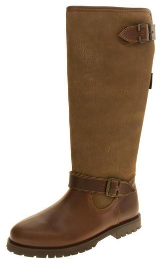 Womens NORTHWEST TERRITORY Leather Knee High Weatherproof Boots