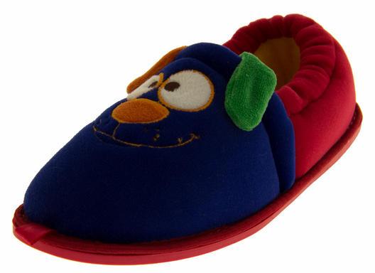 Kids De Fonseca Bistecca Cute Animal Face Slippers