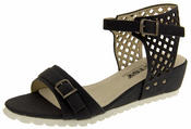 Betsy Womens Summer Wedge Sandals Thumbnail 1