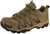 "Ladies Northwest Territory ""Montana"" Walking and Hiking Lace up Shoes"