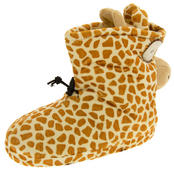 Kids De Fonseca Giraffe Novelty Slipper Boots