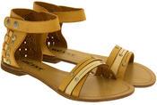 Womens BETSY Gladiator Summer Sandals Thumbnail 5