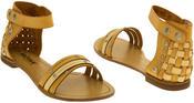 Womens BETSY Gladiator Summer Sandals Thumbnail 6