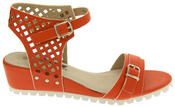 Betsy Womens Summer Wedge Sandals Thumbnail 6
