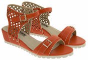 Betsy Womens Summer Wedge Sandals Thumbnail 7