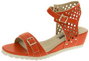 Betsy Womens Summer Wedge Sandals Thumbnail 5