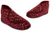 Womens Velcro Orthopaedic Slipper Boots Thumbnail 10