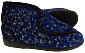 Womens Velcro Orthopaedic Slipper Boots Thumbnail 7