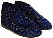 Womens Velcro Orthopaedic Slipper Boots Thumbnail 8