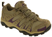"Ladies Northwest Territory ""Montana"" Walking and Hiking Lace up Shoes Thumbnail 2"