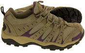 "Ladies Northwest Territory ""Montana"" Walking and Hiking Lace up Shoes Thumbnail 4"