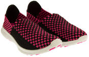 Gola Womens Stretchy Woven Elastic Running Shoes Ladies Trainers Thumbnail 5
