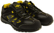 Mens Northwest Territory Horton Suede Leather Safety Toe Cap Trainers Thumbnail 10