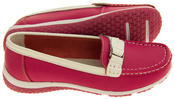 Ladies Coolers HD604 Suede Leather Casual Summer Shoes Thumbnail 7