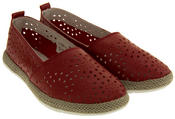 Womens Coolers HD928 Real Leather Casual Summer Shoes Thumbnail 8