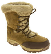 Ladies Hi-Tec Waterproof Suede Faux Fur Winter Snow Boots Thumbnail 7