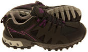 Ladies Leather NORTHWEST TERRITORY Hiking Walking Waterproof Shoes Thumbnail 7