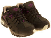Ladies Leather NORTHWEST TERRITORY Hiking Walking Waterproof Shoes Thumbnail 8