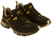 Ladies Leather NORTHWEST TERRITORY Hiking Walking Waterproof Shoes Thumbnail 11