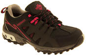 Ladies Leather NORTHWEST TERRITORY Hiking Walking Waterproof Shoes Thumbnail 2