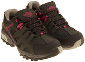 Ladies Leather NORTHWEST TERRITORY Hiking Walking Waterproof Shoes Thumbnail 4