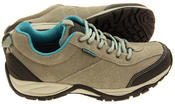 Womens Leather NORTHWEST TERRITORY Weatherproof Hiking Shoes Thumbnail 6