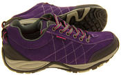 Womens Leather NORTHWEST TERRITORY Weatherproof Hiking Shoes Thumbnail 10