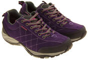Womens Leather NORTHWEST TERRITORY Weatherproof Hiking Shoes Thumbnail 11