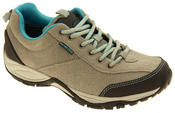 Womens Leather NORTHWEST TERRITORY Weatherproof Hiking Shoes Thumbnail 12