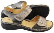 Womens Betty Touch Strap Comfort Sandals Thumbnail 9