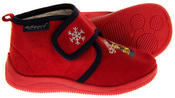 Boys De Fonseca Poloski Velcro Strap Boot Slippers Thumbnail 4
