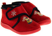 Boys De Fonseca Poloski Velcro Strap Boot Slippers Thumbnail 5