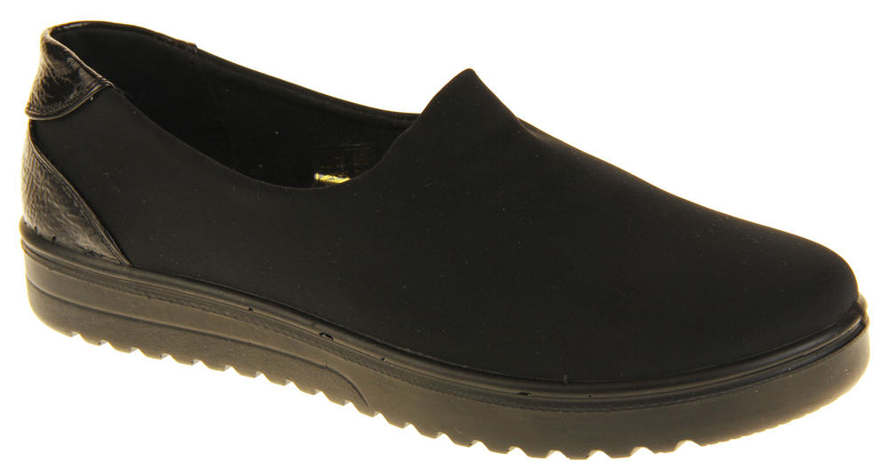 Womens Annabelle Lightweight Stretchy Summer Loafers