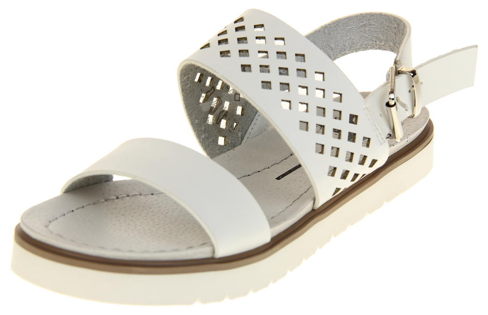 Womens BETSY Flat Strappy Synthetic Fashion Sandals