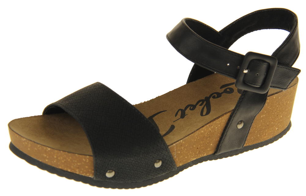 Womens Rocket Dog GEM Wedge Sandals
