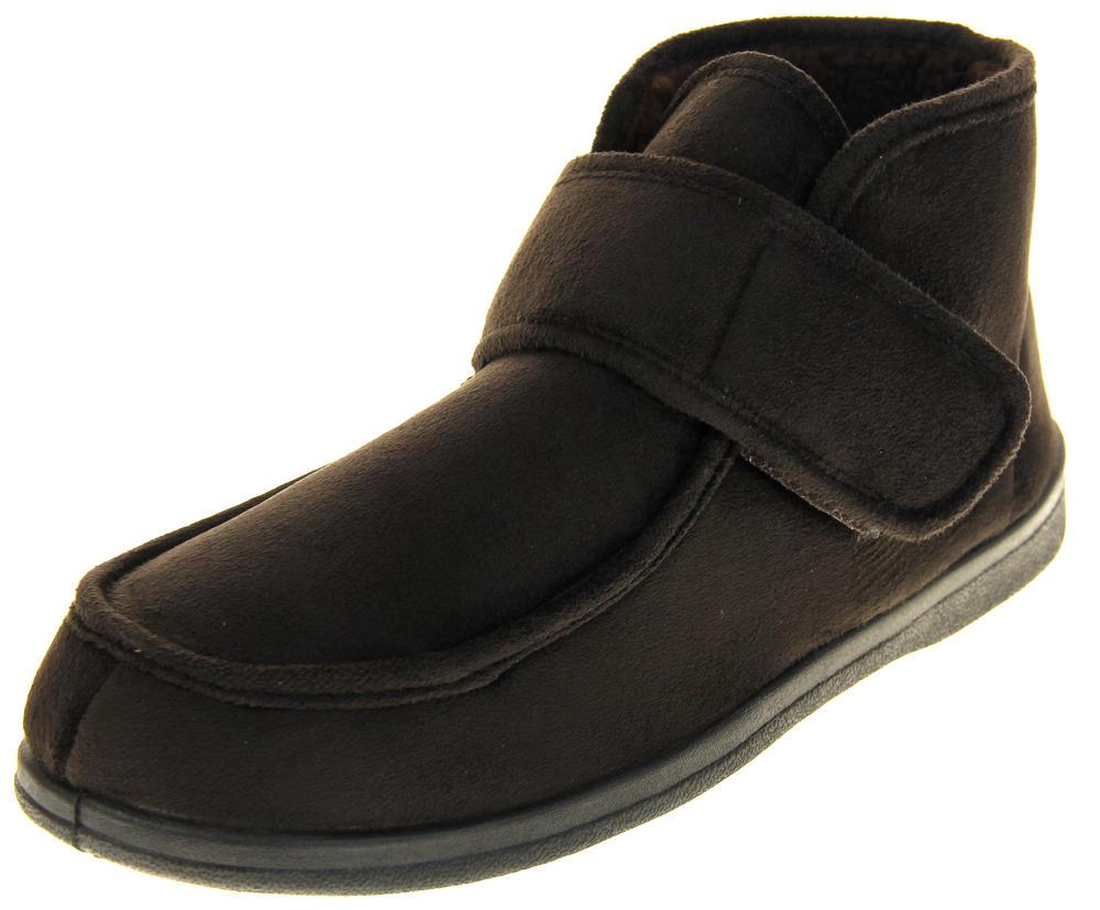 Mens Coolers Orthopaedic Slippers