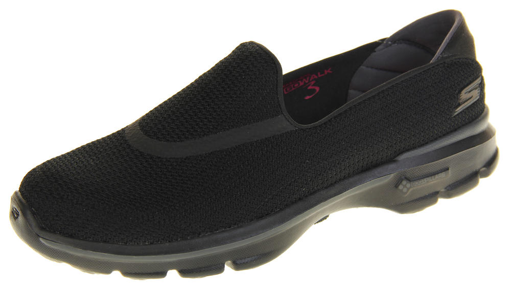 Womens Skechers Memory Foam Trainers 13980