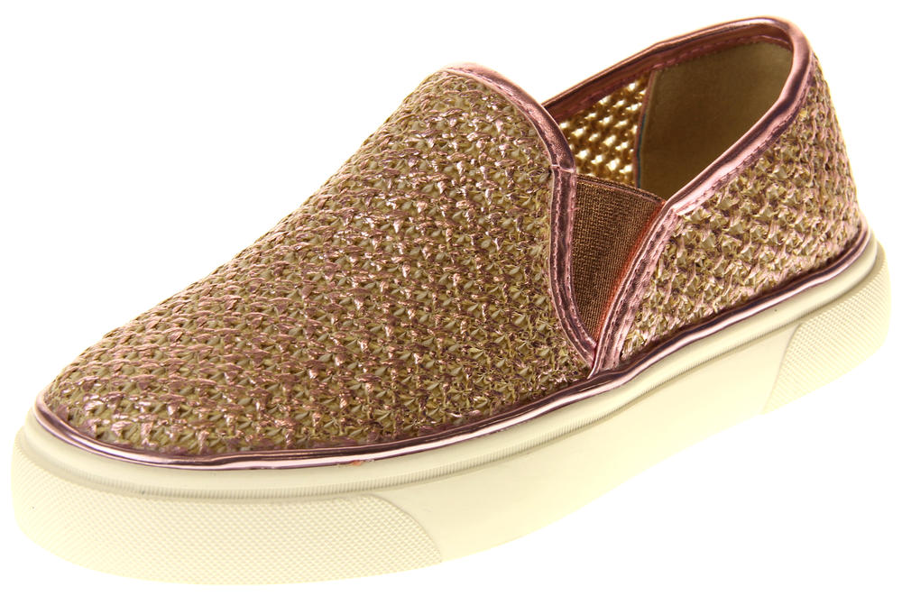 Womens Ladies Betsy Summer Pumps Casual Loafers