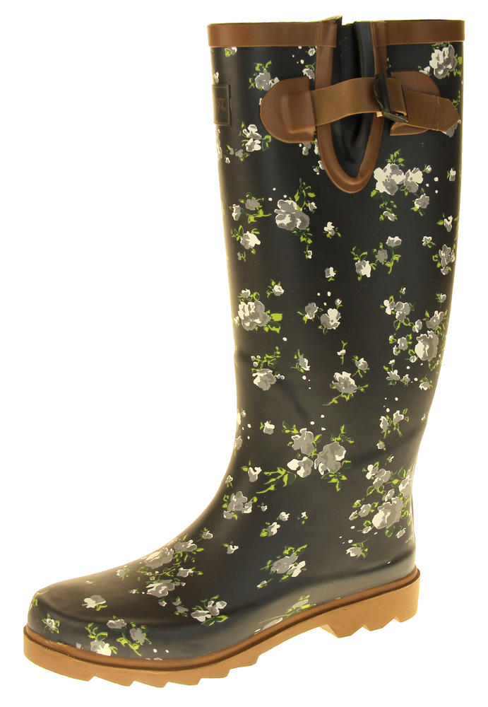 Womens Northwest Territory Waterproof Wellies Wellington Boots