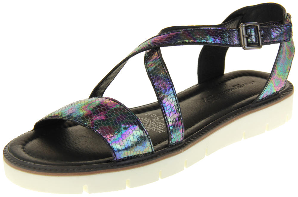 Womens Ladies Keddo Leather Summer Sandals