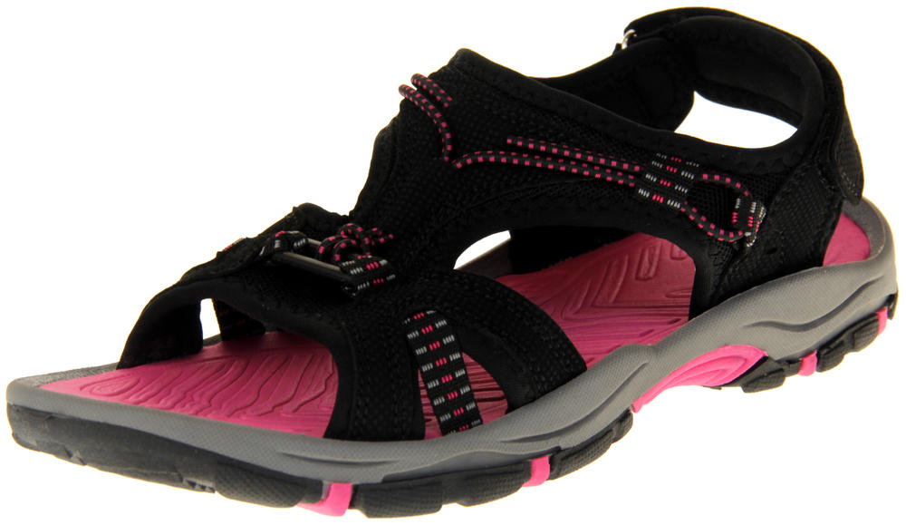 Womens Ladies Dunlop Casual Summer Trekking Sandals