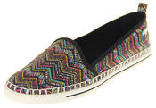 Womens Rocket Dog Canvas Summer Slip On Espadrilles Shoes