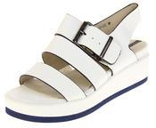 Womens Ladies Designer Betsy Leather Wedges Heels Summer Sandals Thumbnail 1