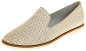 Womens Ladies Keddo Leather Casual Shoes Slip On Espadrilles Thumbnail 1